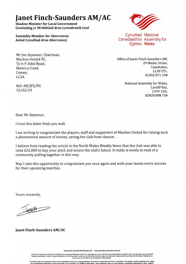 MP-Letter